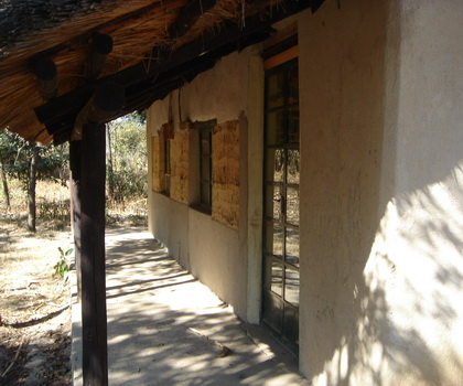 Rammed Earth Permaculture House
